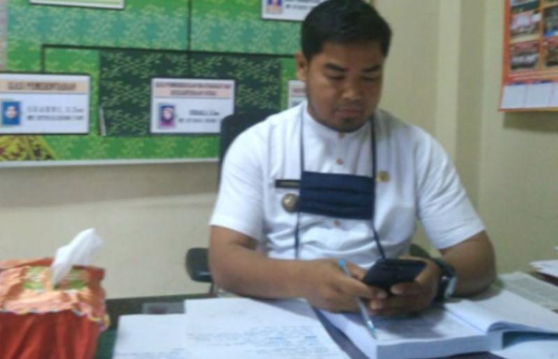 SK Tim Keseluruhan di Kelurahan Dumai, Sudah di Bagikan untuk Penyaluran Bantuan