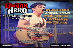 Guitar Hero Charter Indonesia Collection PS2 ISO