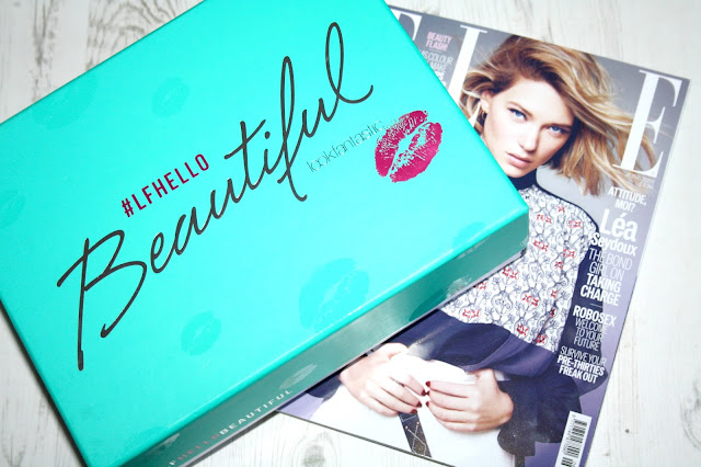 LOOKFANTASTIC BEAUTY BOX MAY 2016