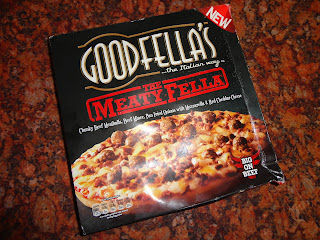 Goodfellas The Meaty Fella Pizza