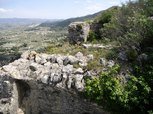 Castell de Carbonera Benicadell Otos