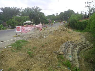 Dinas PU Pemprovsu Diminta Segera Perbaiki Jalan Rusak Medan-Aceh
