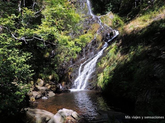 Cascada de la Seimeira, Santa Eulalia de Oscos