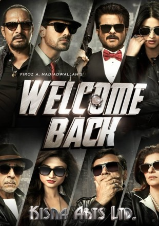Welcome Back 2015 Hindi Movie Download || BluRay 720p