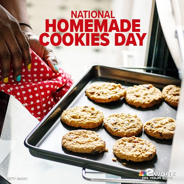 National Homemade Cookies Day Wishes Sweet Images