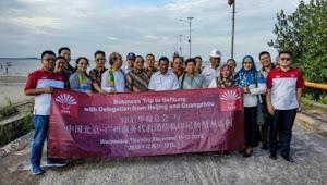 Pemkab Belitung Sambut Baik Kunker Perhimpunan Indonesia Tionghoa (INTI)