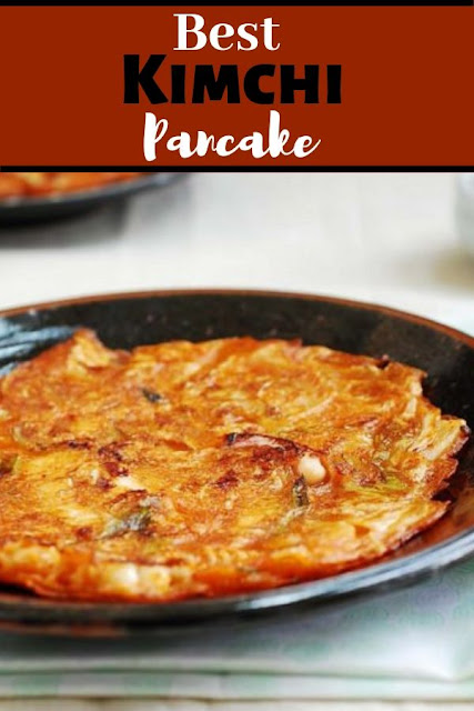 Best Kimchi Pancake  #Best #Kimchi #Pancake Healthy Recipes Easy, Healthy Recipes Dinner, Healthy Recipes Best, Healthy Recipes On A Budget, Healthy Recipes Clean,