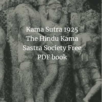 Kama Sutra 1925 with illustrations Free PDF book