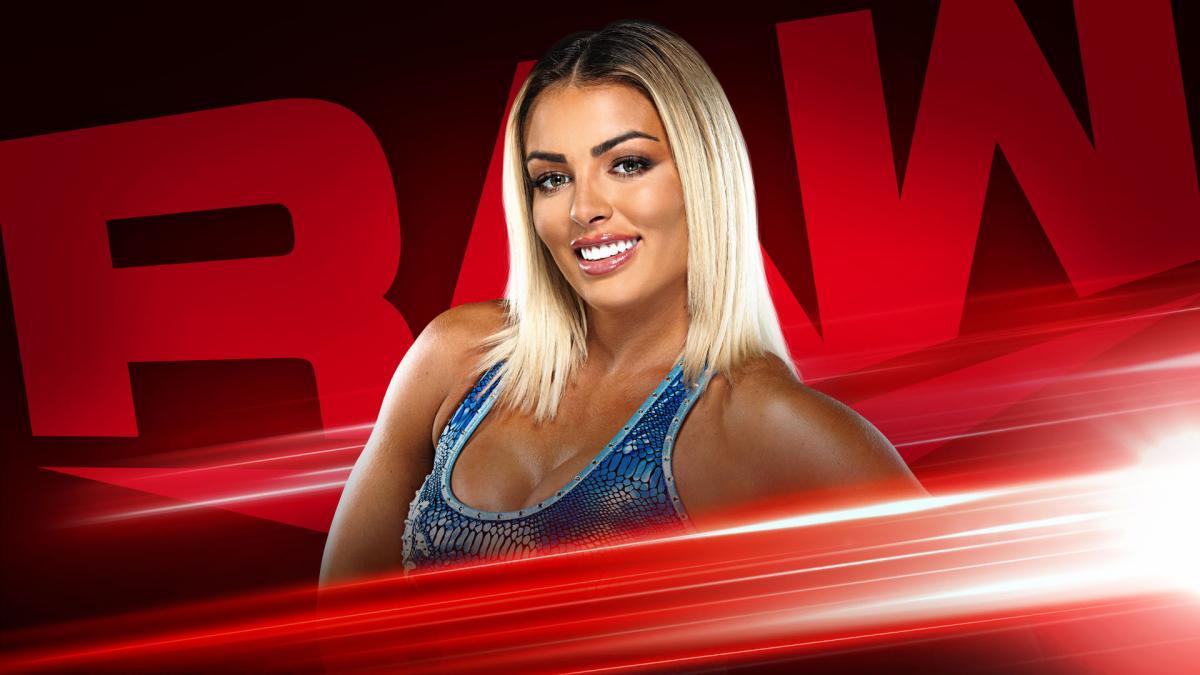 Mandy Rose é transferida do SmackDown para o RAW