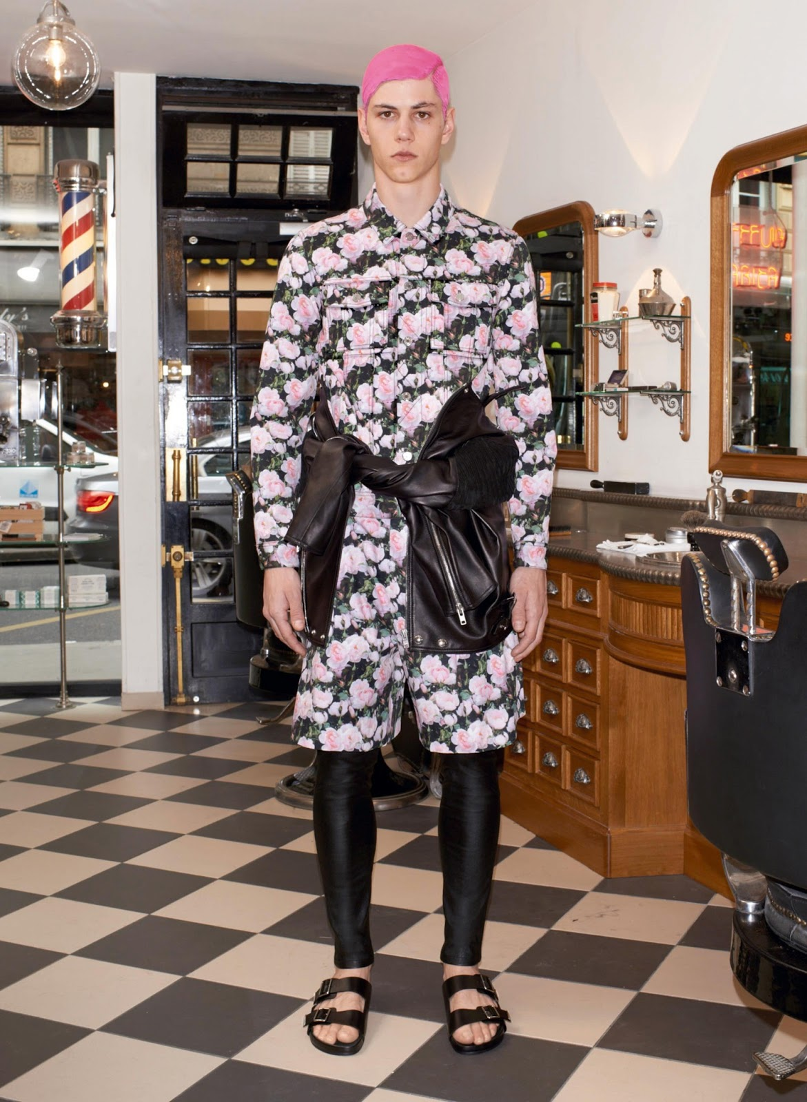 Givenchy Pre Fall 2016 Collection: DIARY OF A CLOTHESHORSE: MUST SEE