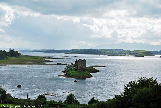 Stalker Castle, Escocia