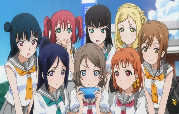 Assistir Love Live Sunshine Episódio 13, Love Live! Sunshine!! Episódio 13 Legendado Online HD, Love Live Sunshine Episódio 13 HD Legendado Online
