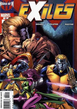 House of M: Exiles #69 PDF