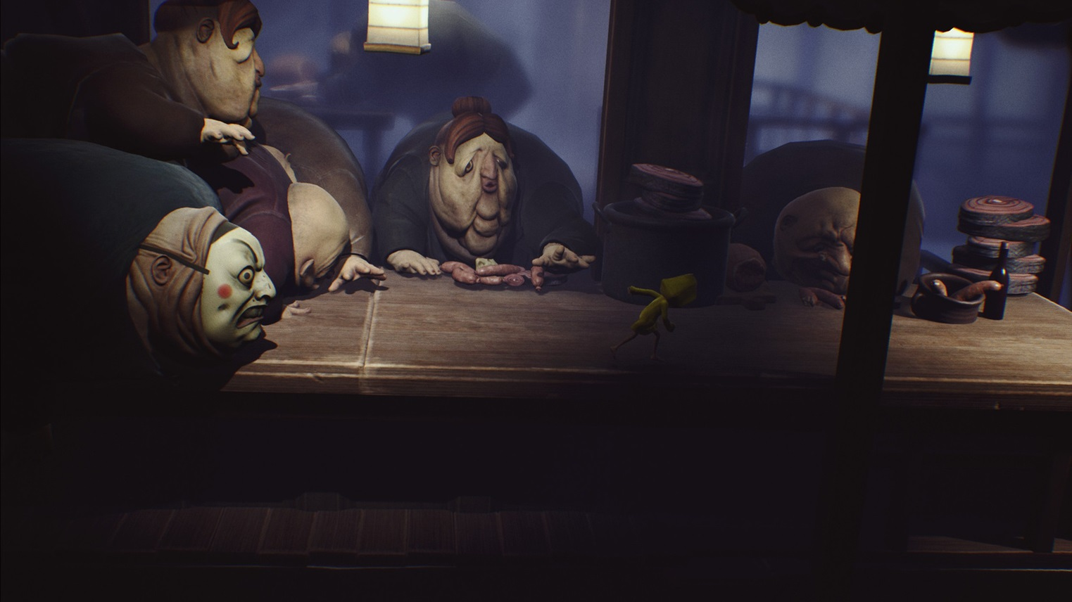 Little Nightmares Review | The LAN Mob Blog