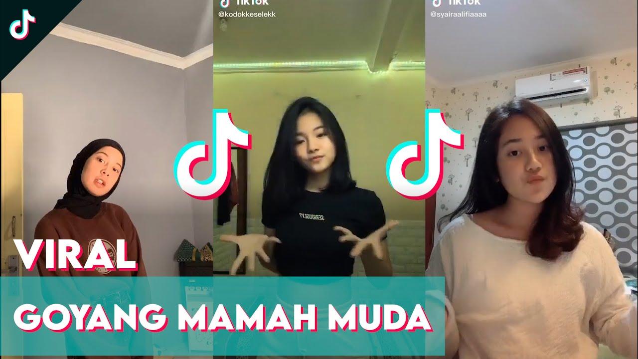 Tik Tok viral  Aku Suka Body Goyang Mama Muda