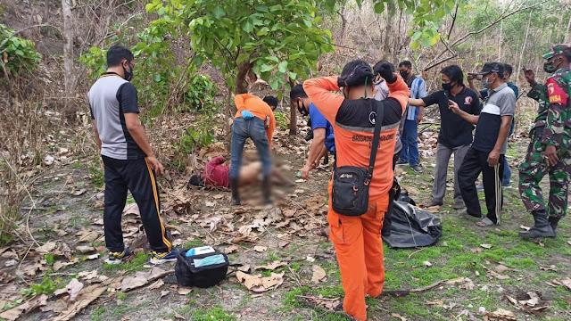 Viral, Hutan Kalitempur, Rejoso, Kabupaten Nganjuk, Nganjuk