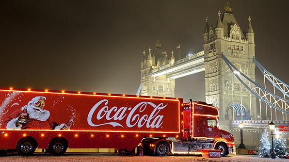 كوكا كولا في العالم