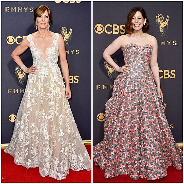 Looks Emmy Awards 2017
