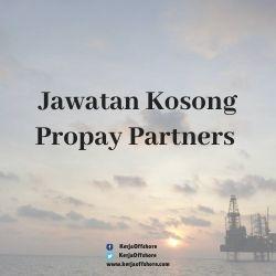 Jawatan Kosong Propay Partners Sdn Bhd
