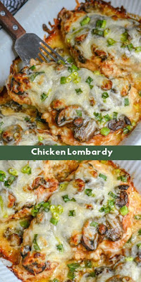 Delicious and Tasty Chicken Lombardy Recipe