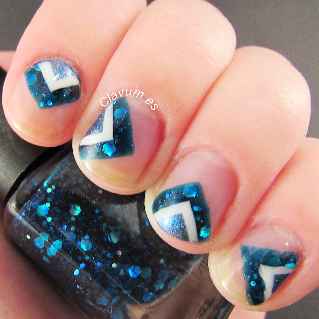 Floating Nail Art