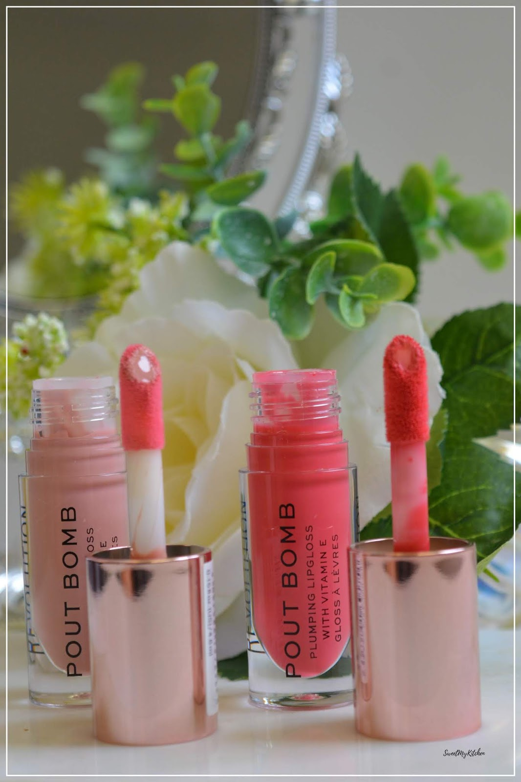 Makeup Revolution Pout Bomb review
