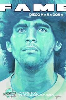 Diego Maradona - Cover