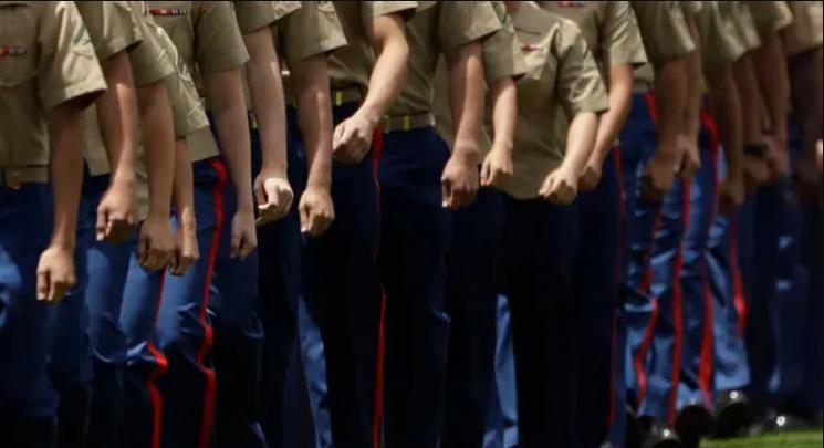 16 marinir AS ditahan atas dugaan perdagangan manusia dan narkoba