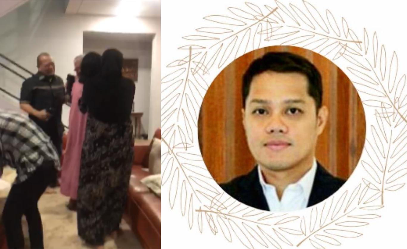 Muhammad Irfan Ali anak mantan ketua mk meninggal kecelakaan