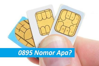 Penjelasan 0895 Nomor Kartu Apa & Operator Apa Lengkap