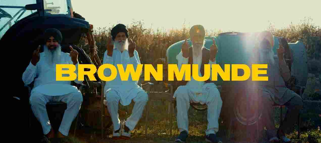 brown munde lyrics ap dhillon gurinder gill shinda kahlon