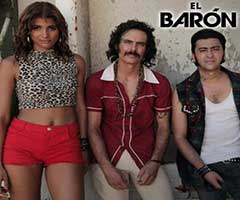 capítulo 39 - telenovela - el baron  - telemundo