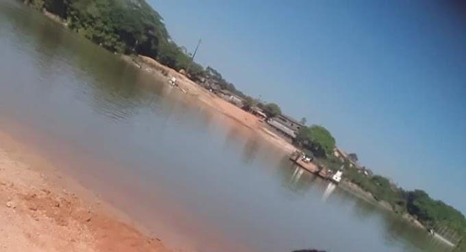 Moradores da comunidade de jardim do ouro serão beneficiados com a construção de uma ponte sobre o Rio jamanxim.