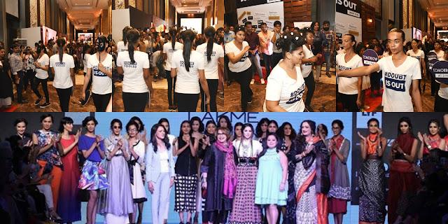 Sunny Leone, Helen, Bharti Singh, Lakshmi Narayan Tripathi, Suman Sharma, AJIO.com, lakme fashion week 2016, models, fashion, designers, photographers