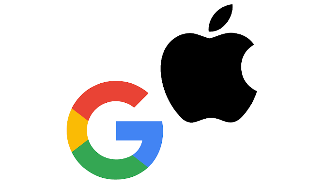 Apple and Google are developing a technology that warns you if you approach Corona patients