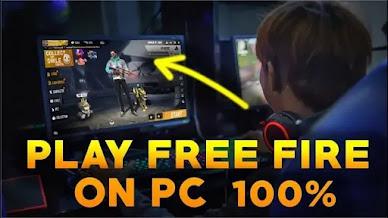 طريقة تحميل فري فاير (Free Fire) للكمبيوتر