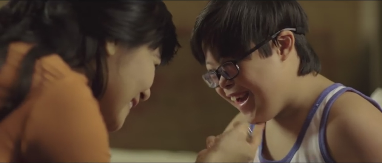 Star na si Van Damme Stallone CineFilipino 2016 entry drama comedy film Candy Pangilinan plays a loving mother to a child with down syndrome Paolo Pingol and Jadford Dilanco