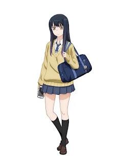 Vídeo do Anime 'Mieruko-chan' revela Staff e estreia para Outubro
