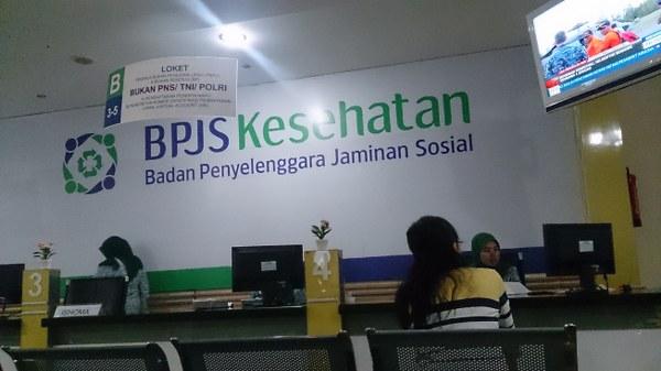 BPJS Kesehatan Palsu