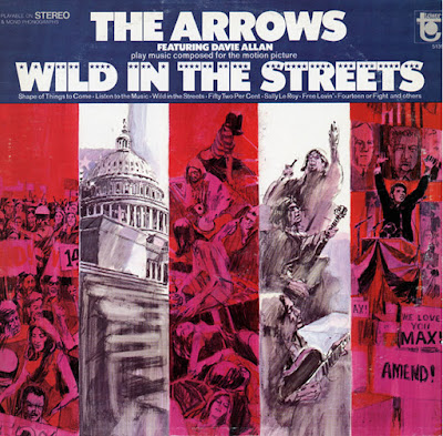 Davie Allan & The Arrows - Wild In The Streeet (1968)