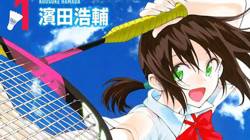 """El manga Hanebado! se aproxima a su """"clímax"""""""