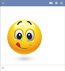 Licks Lips Symbols Emoticons
