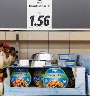Страви з тунця дуже популярні в Австрії - крім іншого, це бюджетні страви