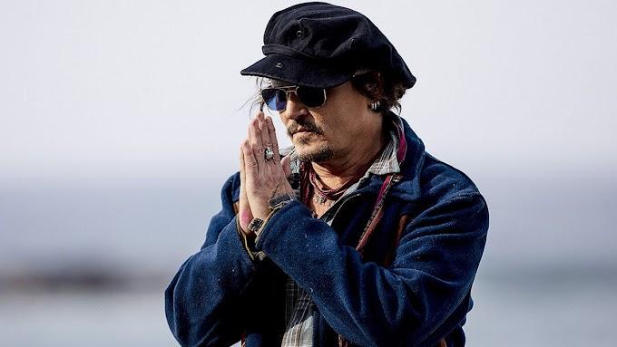 Johnny Depp critica la cultura de cancelación