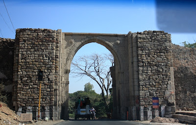 moti gate, Champaner Gujarat, heritage sites of India, Gujarat monuments