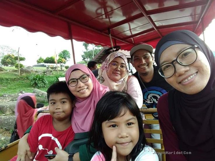 Bukit Melawati, Kuala Selangor banyak monyet