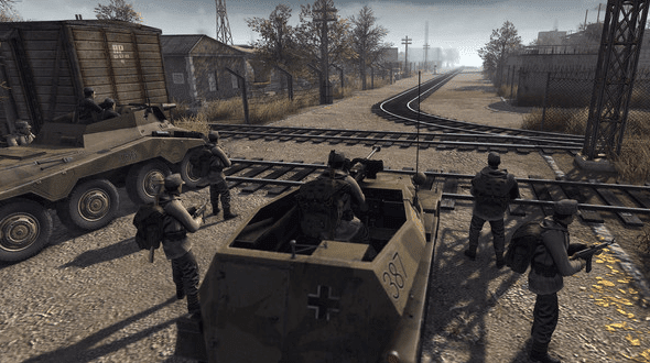 تحميل لعبة Men of War Assault Squad 2