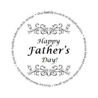 free fathers day printable card