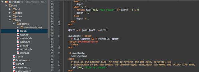 BeEF - The Browser Exploitation Framework Blog