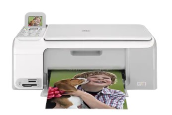 HP Photosmart C4100 Download drivers & Software